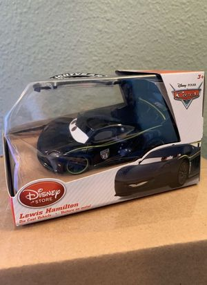 Lewis Hamilton RARE 1:43 Disney Diecast Collectible Car NEW for Sale in Beaverton, OR