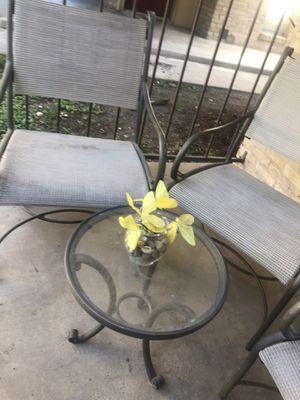 Patio furniture ! for Sale in San Antonio, TX