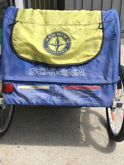 schwinn bike trailer with stroller conversion kit for Sale in San Diego,  CA