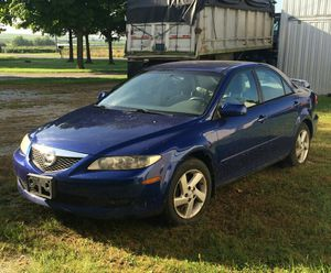 2004 MAZDA 6. $1350 for Sale in Richwood, OH