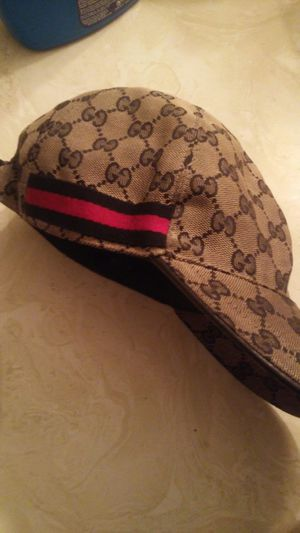 REAL AUTHENTIC GUCCI HAT for Sale in North College Hill, OH