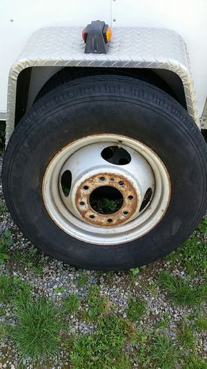 Chevrolet Dually spare tire and wheel for Sale in Mountlake Terrace, WA