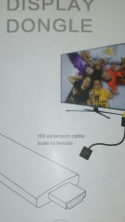 Miracast Mirroring Streaming Device Hdmi for Sale in Damascus,  OR