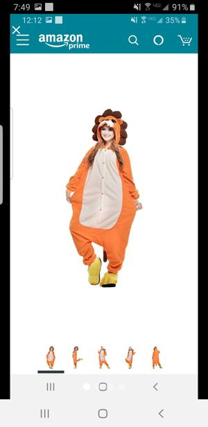 Adult lion costume for Sale in Lake Forest Park, WA