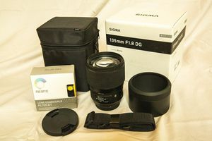 Sigma 135mm f/1.8 DG HSM ART lens for Sale in Federal Way, WA