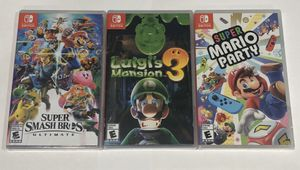 Nintendo switch games for Sale in Hanover Park, IL