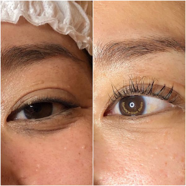 Eyelashes extension, lash lifts and others