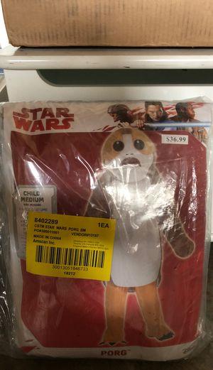 Star Wars Child Medium Porg 3 Piece for Sale in Torrance, CA
