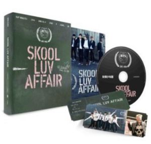 Skool Luv Affair Incl. 115-page photobook and one random photocard for Sale in South Gate, CA