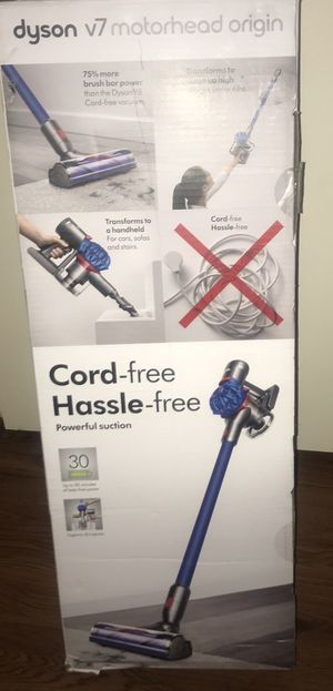 Dyson V7 Stick Cordless Vacuum NEW for Sale in Sugar Land, TX
