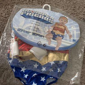 0-3 Months Wonder Women Costume for Sale in Tolleson, AZ