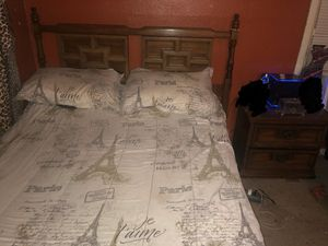 FULL SIZE BED for Sale in Dallas, TX
