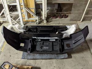 Magnum Front Winch Bumper for Ford Superduty for Sale in Phoenix, AZ