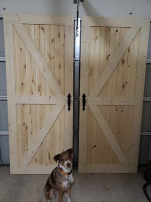 Barndoors/baby gates/doggy gates for Sale in Lewisville, TX