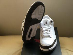 "Brand new Jordan 3s "" Mocha"" Size 11 for Sale in Oxon Hill, MD"
