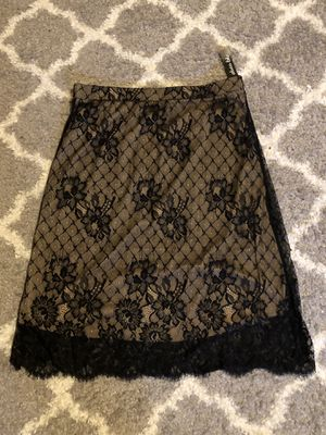 Lace skirt for Sale in Lawrence, MA