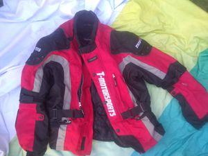 T-Motorsports Protective Motorcycle Jacket for Sale in West Valley City, UT