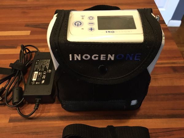 Inogen One G4 Package