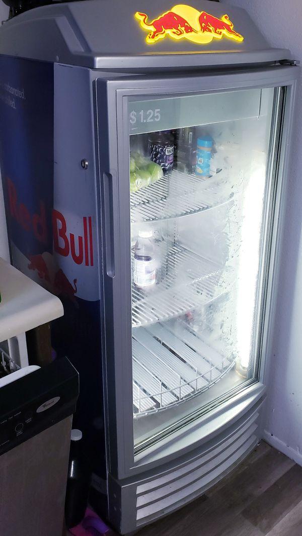 Red Bull Careers >> Redbull / Red Bull Commercial Beverage Cooler Fridge ...