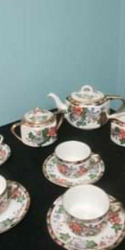 Vintage Asian Nippon Tea Set for Sale in Gaithersburg,  MD