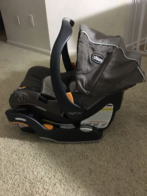 Chicco KeyFit 30 Infant Car Seat, Orion for Sale in Alexandria, VA