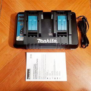 Makita 18v DC18RD Multi-Charger for Sale in Chula Vista, CA