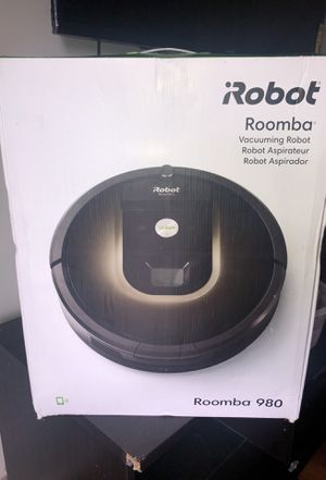 Roomba 980 for Sale in Oxon Hill, MD