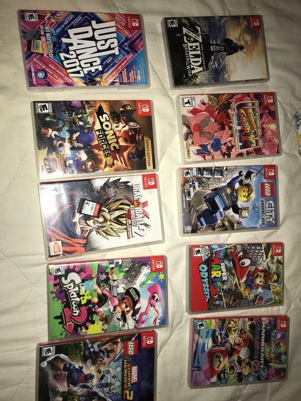 Nintendo switch bundle!!!