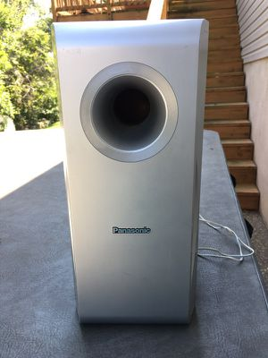 Panasonic subwoofer for Sale in St. Louis, MO