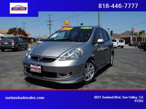 2008 Honda Fit for Sale in Sun Valley, CA