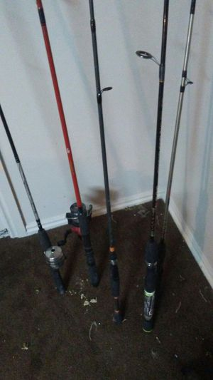 Fishing poles for Sale in Tooele, UT
