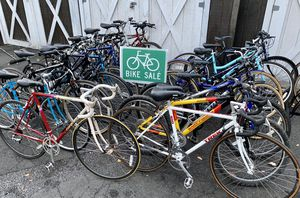 Bikes for Sale - Wednesday10/28 @10am to 3pm road hybrid mountain trek Giant Cannondale Specialized $200-450+ for Sale in New York, NY