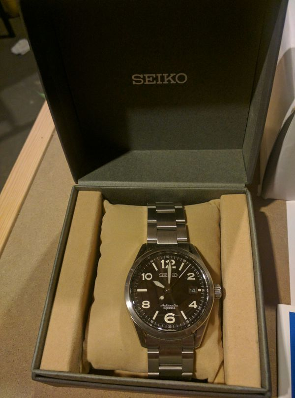 Seiko SARG009 23 jewels 6R15-02R0 automatic
