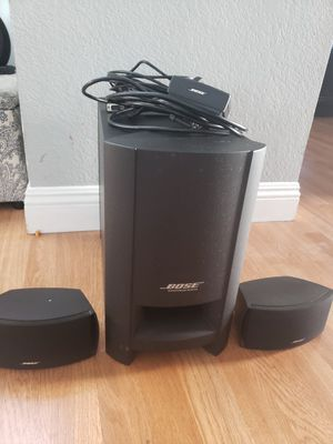 Bose home theater system sorrund for Sale in Las Vegas, NV