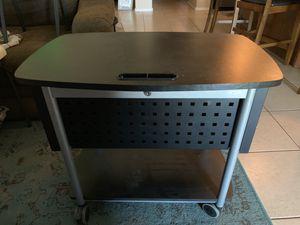 File cabinet - rolling cabinet - rolling cart for Sale in Glendale, AZ