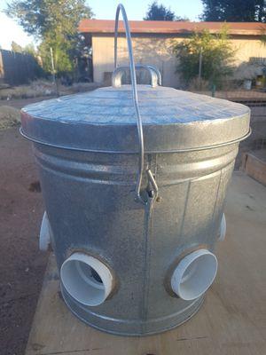 No Waste Chicken Feeder for Sale in Hesperia, CA