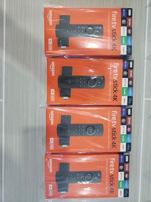 Amazon Fire TV Stick 4K Fully Loaded for Sale in Philadelphia, PA