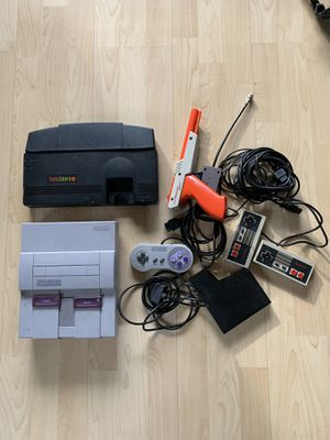 Super Nintendo Turbografx Video Game Systems for Sale in Chino Hills, CA