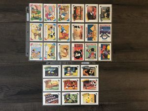 Disney vintage collectible cards for Sale in Los Angeles, CA