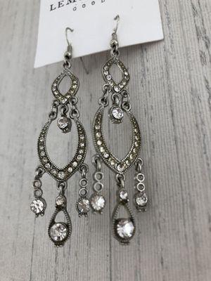 Silver earrings for Sale in Framingham, MA