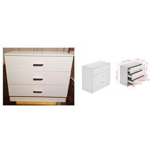Wood Simple 3-Drawer Dresser for Sale in Orangeburg, SC