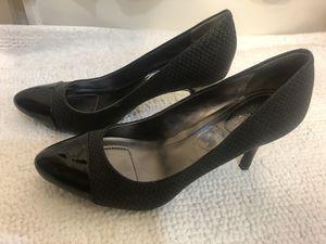 Calvin Klein women's black heels size 6.5 for Sale in Blasdell, NY