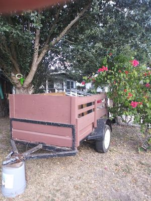Trailer for Sale in Mercedes, TX