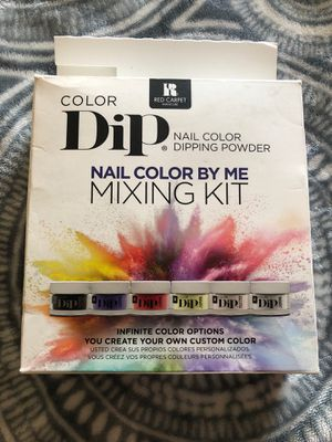 Nail Color Dipping Powder for Sale in Stockton, CA