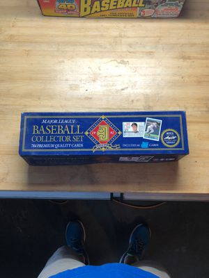 1992 donruss complete set for Sale in Richardson, TX