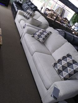 Ashley Sofa Love Seat Set for Sale in Cuyahoga Heights,  OH