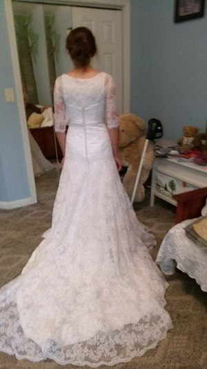Wedding dress for Sale in Lewisburg, PA