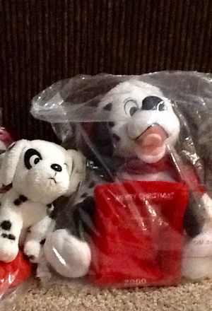 Like *NEW* Disney Dalmation Christmas Picture Frame, and Pup for Sale in Lake Hallie, WI