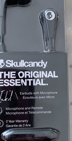 Skullcandy The Original Essential Ink'D Earbuds for Sale in Miami,  FL