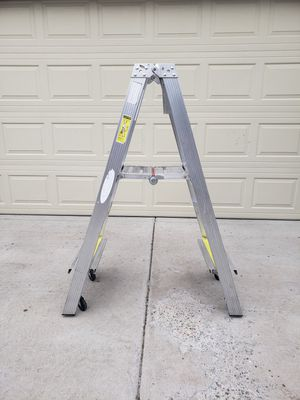 Werner Aluminium 3 ft ladder for Sale in Westminster, CO